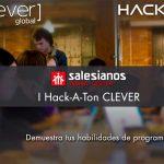 CLEVER Global organiza seu primeiro Hackathon em Sevilha em colaboração com os Salesianos
