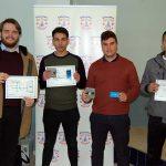 Entregados los premios del I Hackatón CLEVER Global de programación